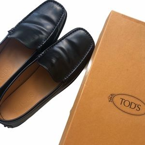 Tod's Men's Winsor Leather Loafers